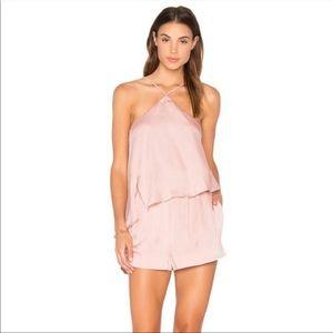 NWT Stylestalker Dusty Pink Avianna Romper